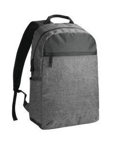 Een stijlvolle dayback voor dagelijks gebruik. Deze tas heeft een afsluitbaar hoofdcompartiment met SBS- ritssluiting en een voorvak. Een open zijvak biedt extra opbergruimte. Met een draagband en licht gewatteerde en verstelbare schouderbanden. Afmetingen en volume: 28x42x12cm - 12 Liter