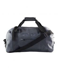 Craft Raw duffel medium 50 Ltr grey melange