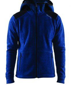 Craft Noble hood fleece men deep melange 3xl