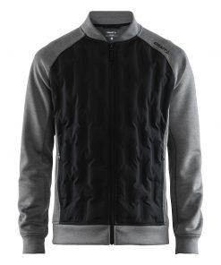 Craft Hybrid jacket men grey melange 4xl