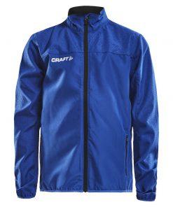 Craft Rush wind jacket jr club cobolt 158/164