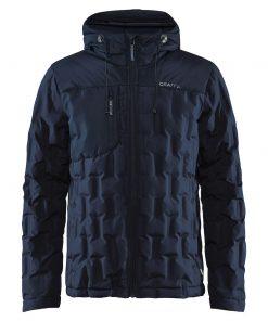 Craft Hybrid puffy jacket men navy 4xl