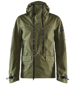 Craft Polar shell jacket men woods 4xl