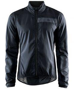 Craft Essence Light Wind Jacket Men black 3xl