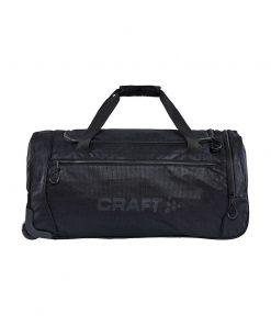 Craft Transit roll bag 60L black